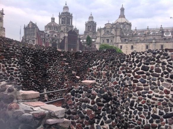 Mexico Pyramids Inside Pyramids in Mexico City